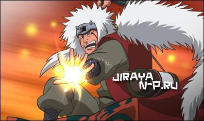 Jiraya by N-R