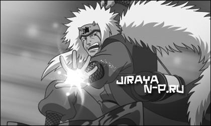 Jiraya by N-R (W&B)