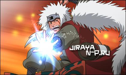 Jiraya by N-R v2
