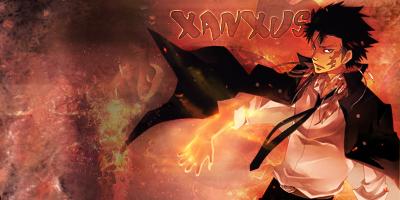 XANXUS by CryZer