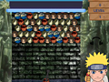 "Flash игра Наруто ""Naruto Bubbles"""