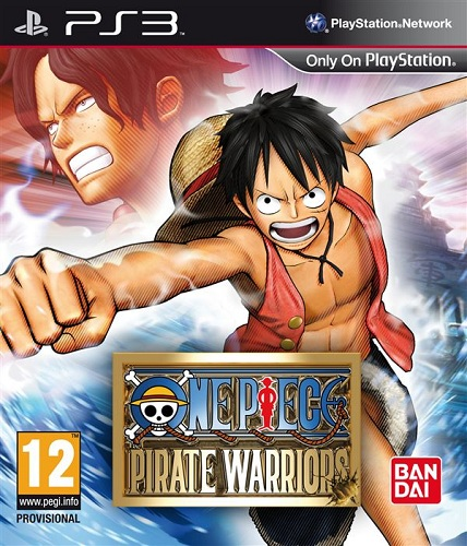 One Piece: Pirate Warriors (Kaizoku Musou) [PS3]