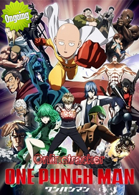 Ванпанчмен / One-Punch Man [12 из 12 + 4 SP]